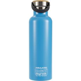 360° degrees Vacuum Insulated Drink Bottle 750ml Aqua